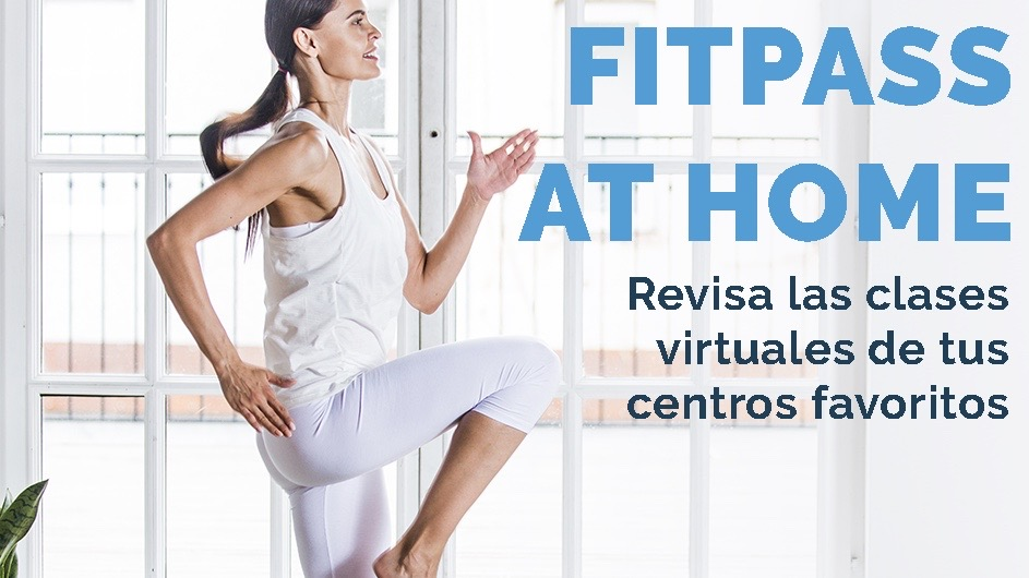Fitpass at home centros